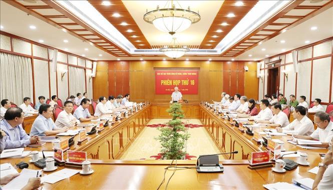 Tổng Bí thư: 6 tháng kỷ luật 13 cán bộ cấp cao diện Bộ Chính trị, Ban Bí thư quản lý - 3